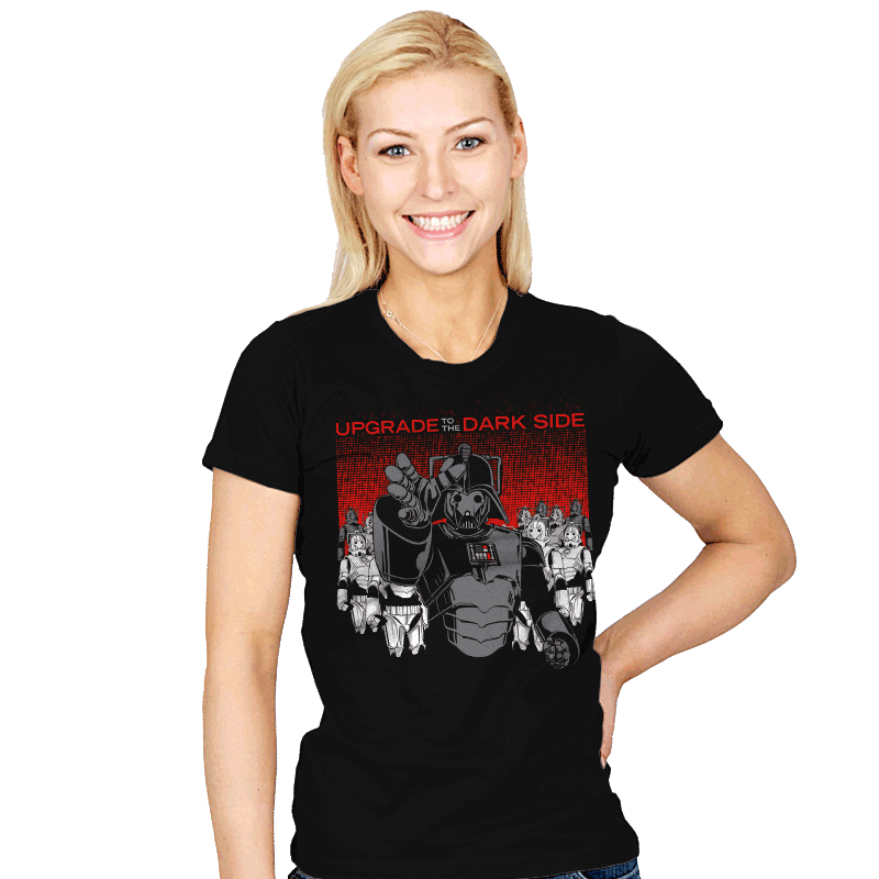 Darthmen - Womens - T-Shirts - RIPT Apparel