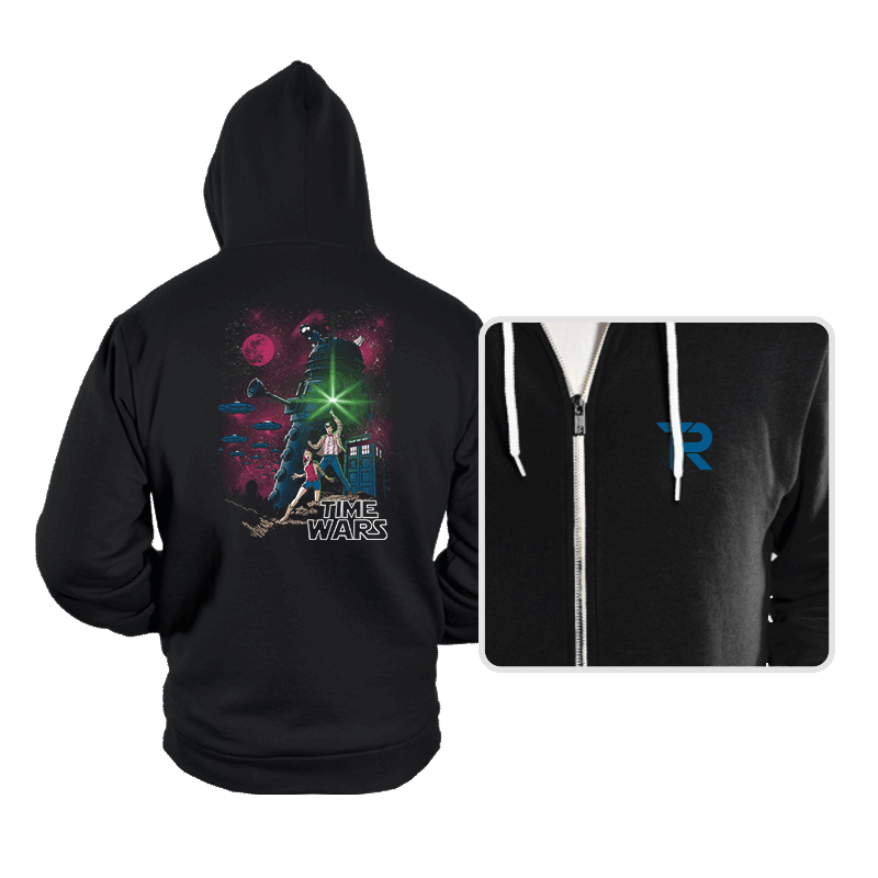Time Wars - Hoodies - Hoodies - RIPT Apparel