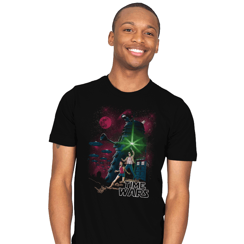 Time Wars - Mens - T-Shirts - RIPT Apparel