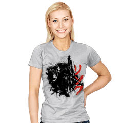 Hero's Glory - Womens - T-Shirts - RIPT Apparel