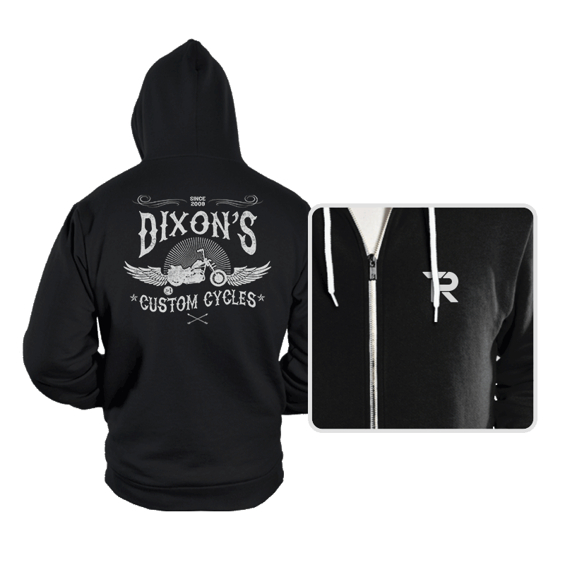 Ride Redneck Ride - Hoodies - Hoodies - RIPT Apparel