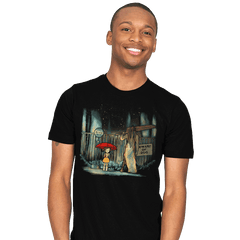 My Neighbor Pyramid - Mens - T-Shirts - RIPT Apparel