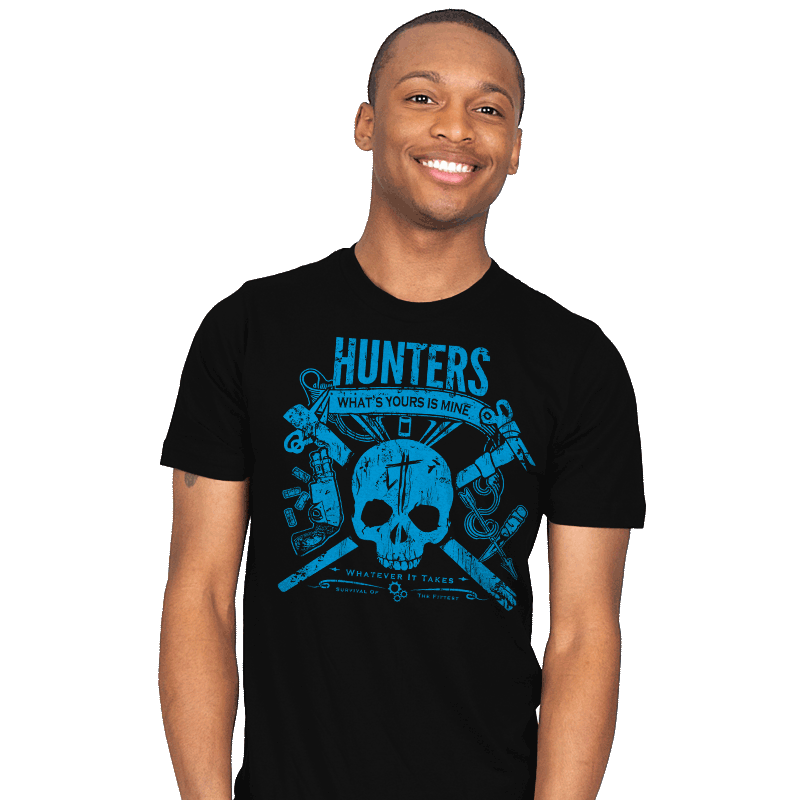 Another Dead Tourist - Mens - T-Shirts - RIPT Apparel