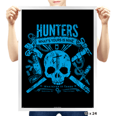 Another Dead Tourist - Prints - Posters - RIPT Apparel
