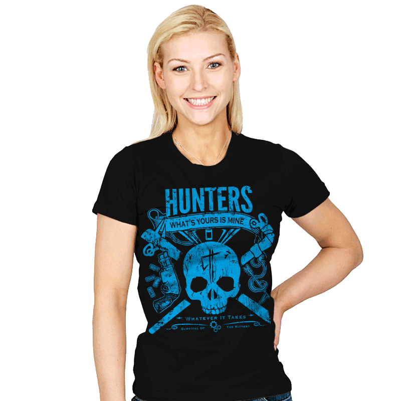 Another Dead Tourist - Womens - T-Shirts - RIPT Apparel