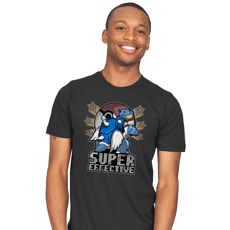 Super Effective  - Mens - T-Shirts - RIPT Apparel