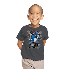 Super Effective  - Youth - T-Shirts - RIPT Apparel
