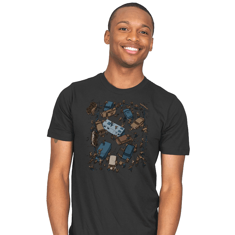 Survival Game - Mens - T-Shirts - RIPT Apparel