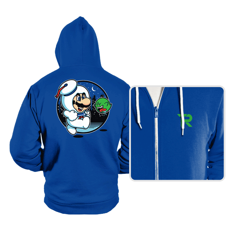 Super Marshmallow Bros. - Hoodies - Hoodies - RIPT Apparel