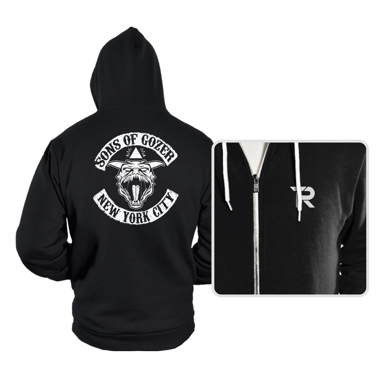 Sons Of Gozer - Hoodies - Hoodies - RIPT Apparel