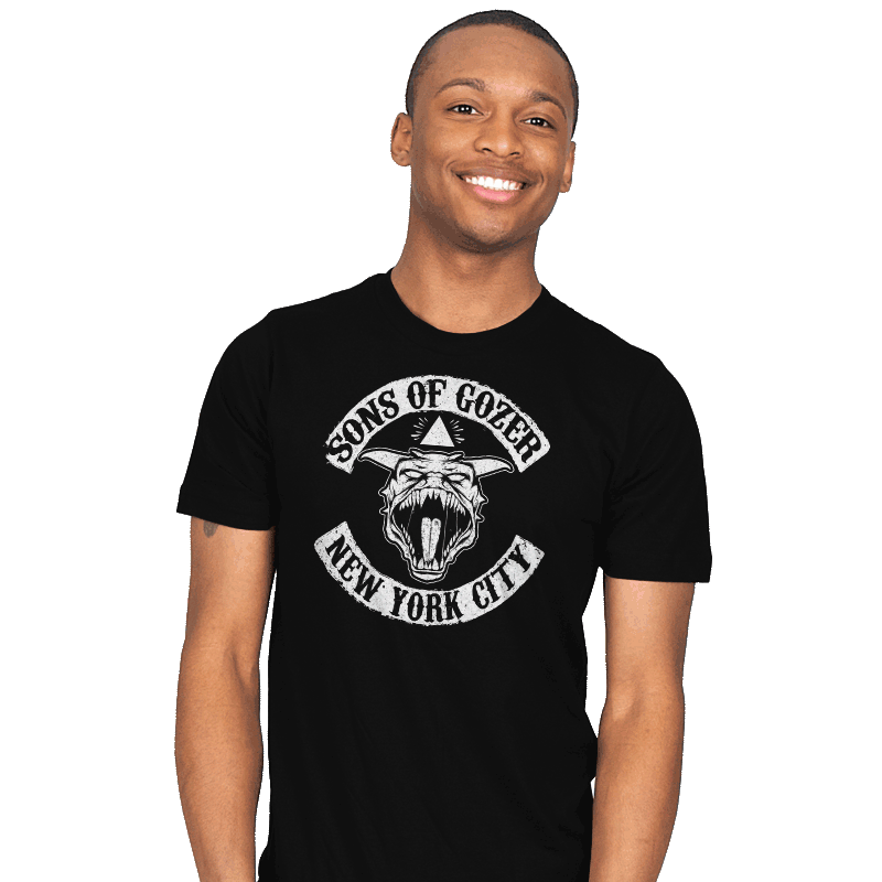 Sons Of Gozer - Mens - T-Shirts - RIPT Apparel