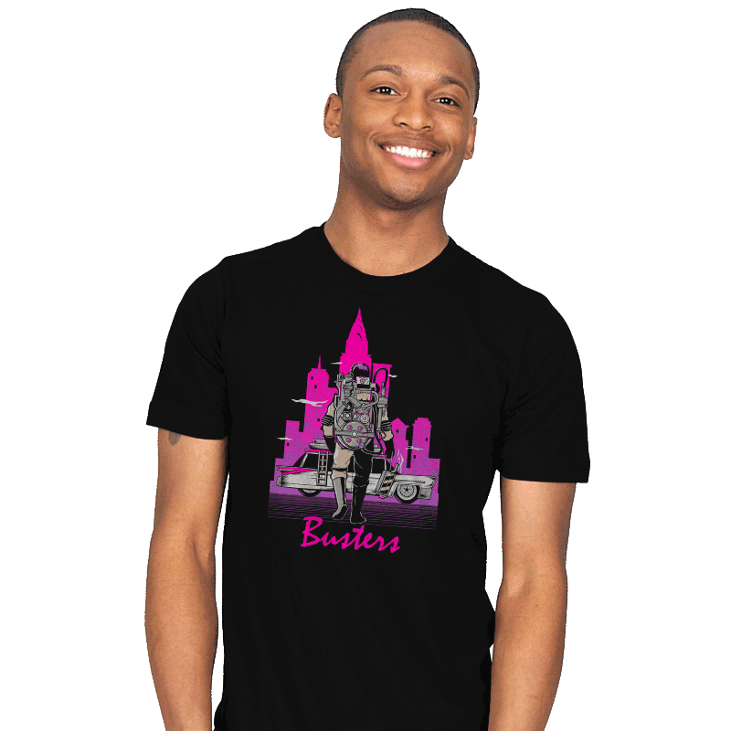 Busters - Mens - T-Shirts - RIPT Apparel
