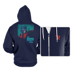 Iron Prime - Hoodies - Hoodies - RIPT Apparel