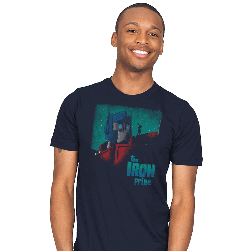 Iron Prime - Mens - T-Shirts - RIPT Apparel