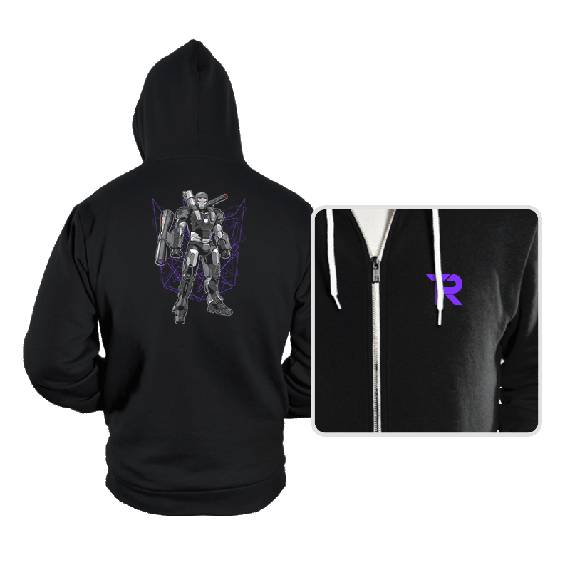 Mega Machine - Hoodies - Hoodies - RIPT Apparel