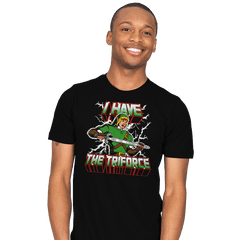 I Have the Triforce - Mens - T-Shirts - RIPT Apparel