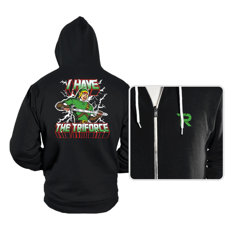 I Have the Triforce - Hoodies - Hoodies - RIPT Apparel