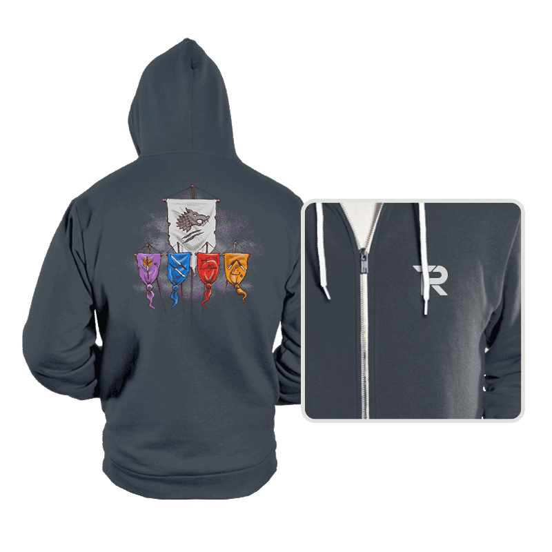 Pizza is Coming - Hoodies - Hoodies - RIPT Apparel