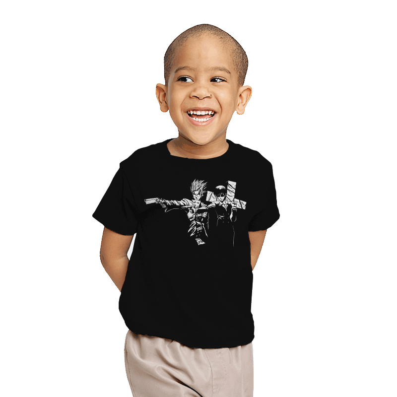 Trigun Fiction - Youth - T-Shirts - RIPT Apparel