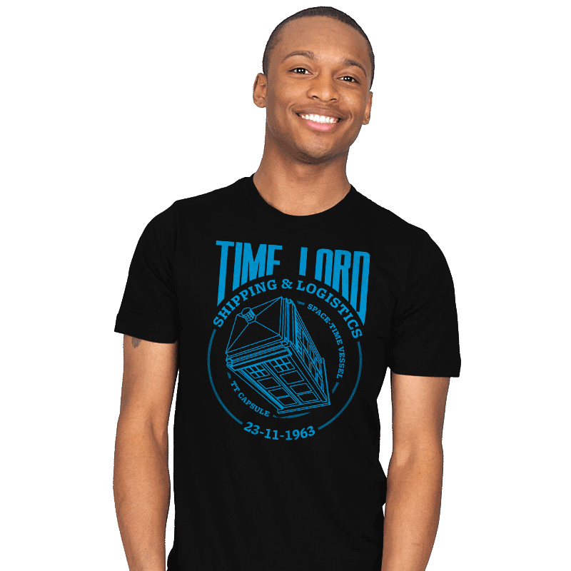 TL Shipping & Logistics - Mens - T-Shirts - RIPT Apparel
