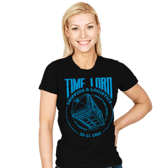 TL Shipping & Logistics - Womens - T-Shirts - RIPT Apparel