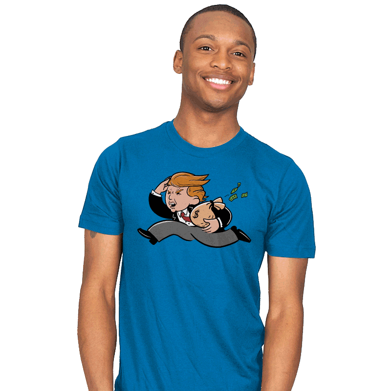 Trumpopoly - Mens - T-Shirts - RIPT Apparel
