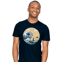 The Great Sea - Mens - T-Shirts - RIPT Apparel