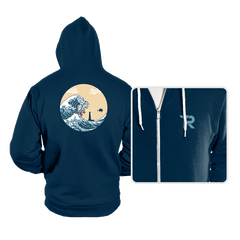The Great Sea - Hoodies - Hoodies - RIPT Apparel