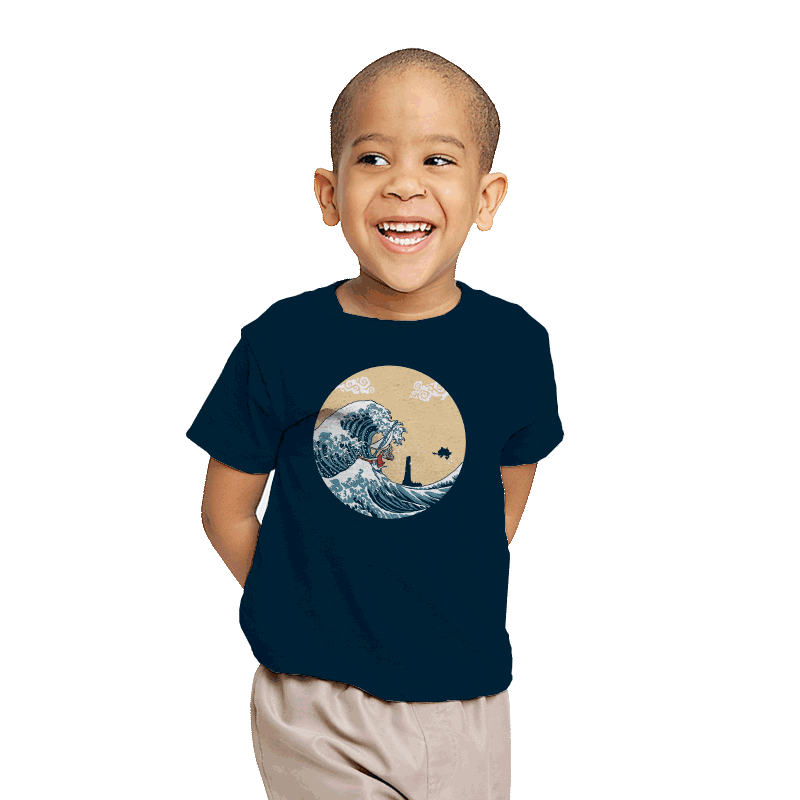 The Great Sea - Youth - T-Shirts - RIPT Apparel