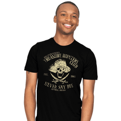 Treasure Hunters Club - Mens - T-Shirts - RIPT Apparel