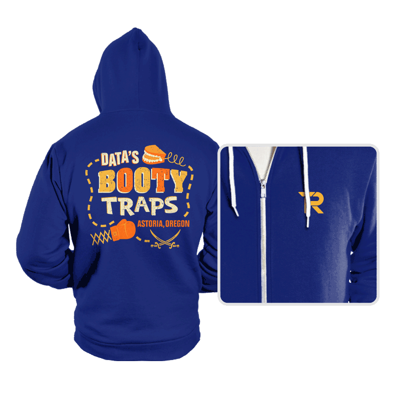 Data's Booty Traps - Hoodies - Hoodies - RIPT Apparel