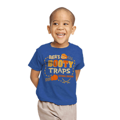 Data's Booty Traps - Youth - T-Shirts - RIPT Apparel