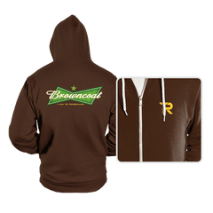 Browncoat Beer - Hoodies - Hoodies - RIPT Apparel
