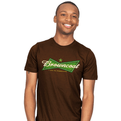 Browncoat Beer - Mens - T-Shirts - RIPT Apparel