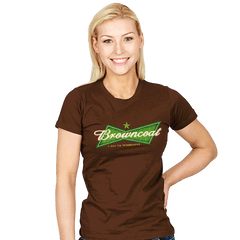 Browncoat Beer - Womens - T-Shirts - RIPT Apparel