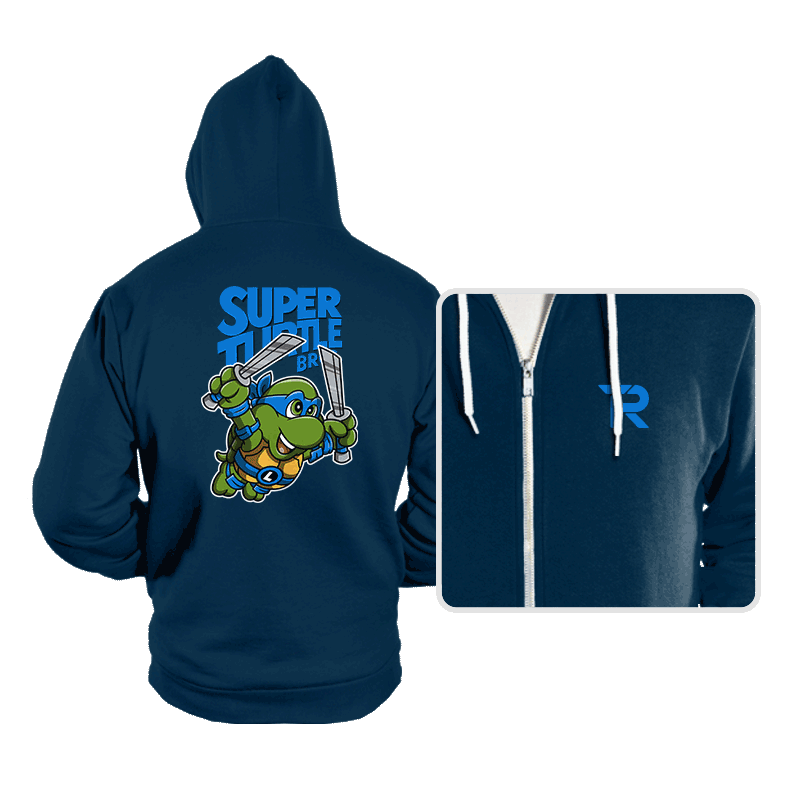 Super Leo Bros. 3 - Hoodies - Hoodies - RIPT Apparel