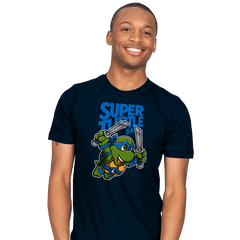 Super Leo Bros. 3 - Mens - T-Shirts - RIPT Apparel