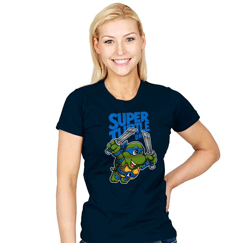 Super Leo Bros. 3 - Womens - T-Shirts - RIPT Apparel