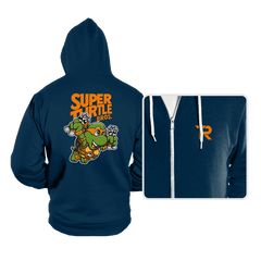 Super Mikey Bros. 3 - Hoodies - Hoodies - RIPT Apparel