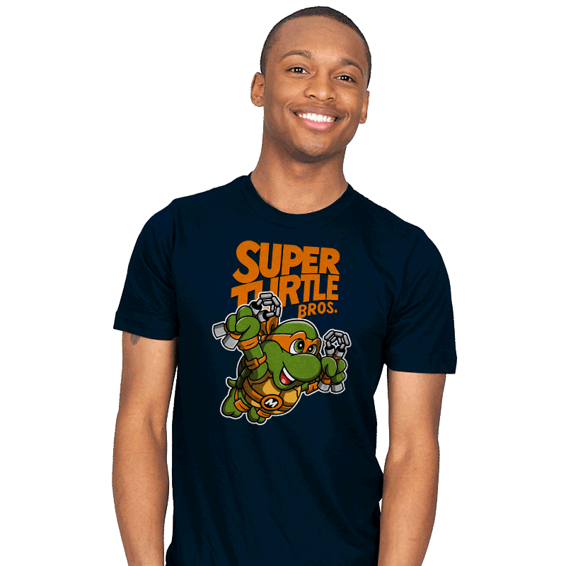 Super Mikey Bros. 3 - Mens - T-Shirts - RIPT Apparel