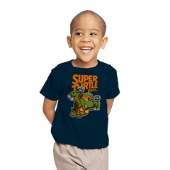 Super Mikey Bros. 3 - Youth - T-Shirts - RIPT Apparel