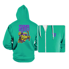 Super Donnie Bros. 3 - Hoodies - Hoodies - RIPT Apparel