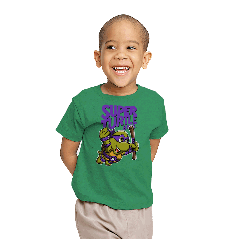 Super Donnie Bros. 3 - Youth - T-Shirts - RIPT Apparel