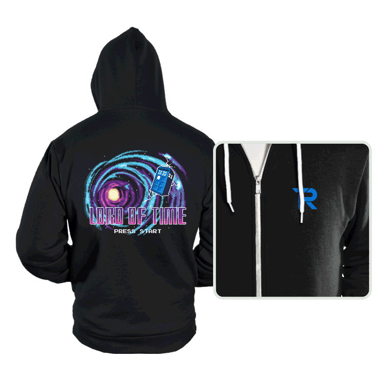 Retro Who - Hoodies - Hoodies - RIPT Apparel