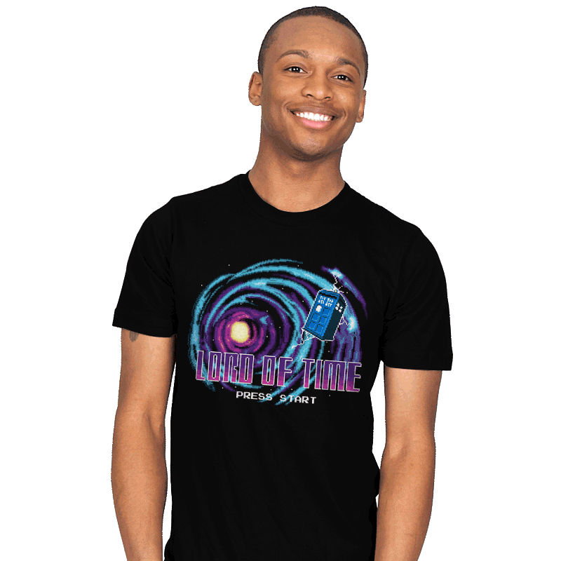 Retro Who - Mens - T-Shirts - RIPT Apparel
