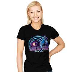 Retro Who - Womens - T-Shirts - RIPT Apparel