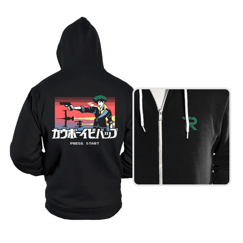 Retro Bebop - Hoodies - Hoodies - RIPT Apparel
