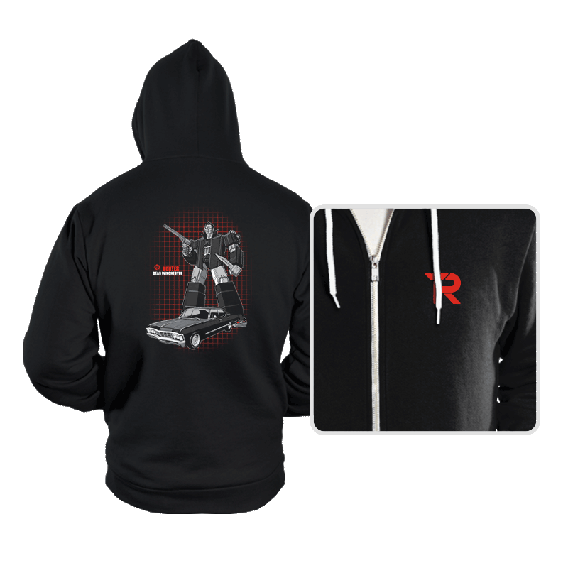 Rock N' Roll Out - Hoodies - Hoodies - RIPT Apparel