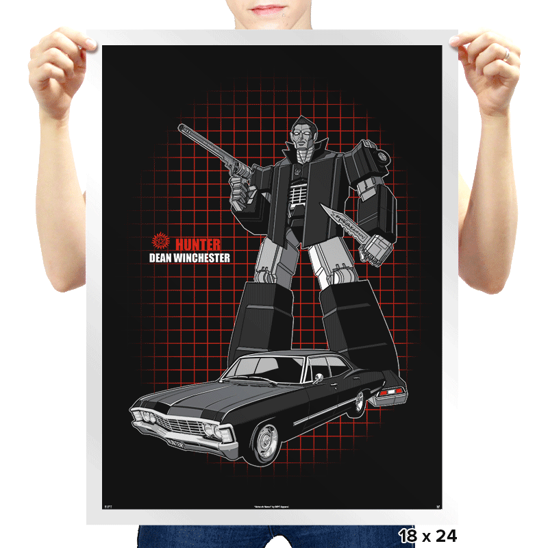 Rock N' Roll Out - Prints - Posters - RIPT Apparel