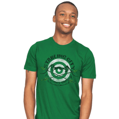 Bullseye - Mens - T-Shirts - RIPT Apparel